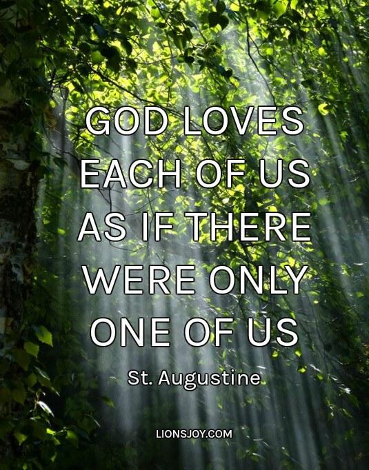 God Loves Each